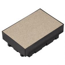 Коробка монтажная на 6 постов для заливных полов Schneider Ultra ETK44836