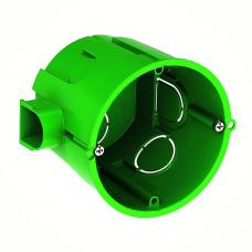 Розеточная коробка углубленная Schneider D65x60 наборная в кирпич\бетон (IMT35101)
