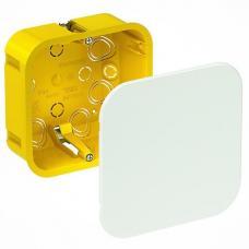 Распределительная коробка встраиваемая в гипсокартон 100х100х48 Schneider Electric imt35161