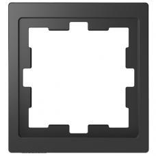 Рамка 1 постовая, Schneider Merten D-Life Антрацит MTN4010-6535