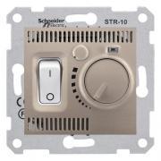 Терморегулятор электронный комнатный Schneider Electric Sedna SDN6000168 титан