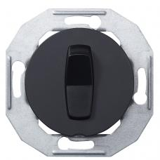 Выключатель кнопочный Renova Черный