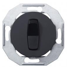Выключатель проходной Renova Черный