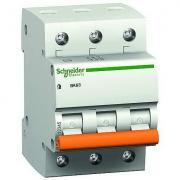Schneider Electric Автоматический выключатель ВА63 3P 16A С (11223)