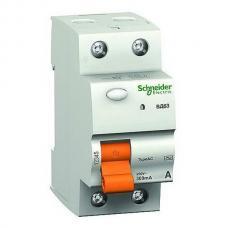 Schneider Electric Дифференциальный выключатель (УЗО) ВД63 2P 25А 30 мА (11450)
