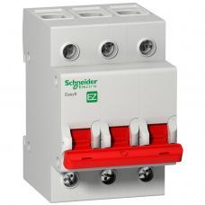 Выключатель нагрузки Schneider EZ9 І-О 3Р 400В 40А 5кА EZ9S16340